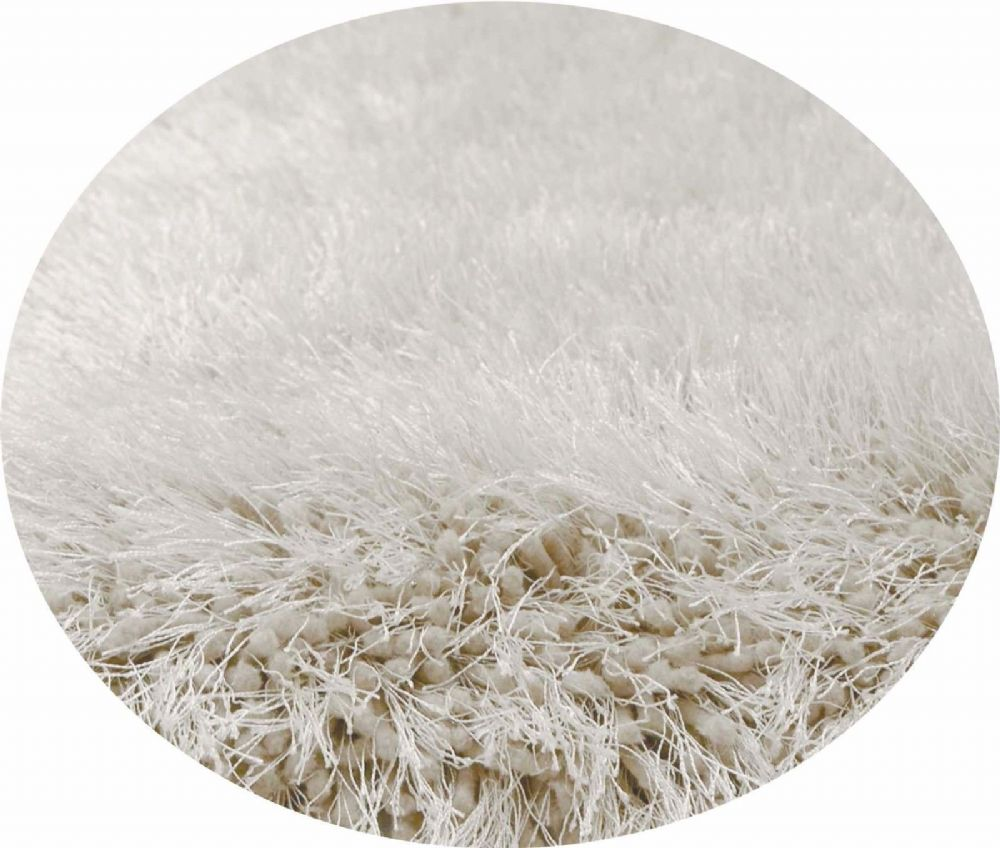 Cream Colour Thick Super Soft Fluffy Deep Pile Luxury Plain Stylish Modern Shaggy Rugs